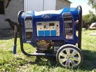 Generador Ford FG 7750 PE Monofásico