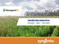 Herbicida Gesagard ® 50 Prometrina - Syngenta