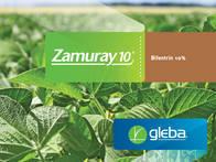 Insecticida - Acaricida Zamuray 10 Bifentrin - Gleba