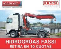 Hidrogrúas Fassi - Incarvitt