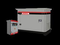 Grupo Electrógeno Enermol ENVG-8000 a Gas