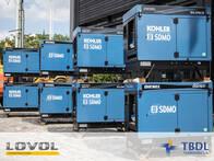 Grupo Electrógeno Lovol Kohler 6500