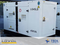 Grupo Electrógeno Lovol Lg45Ls