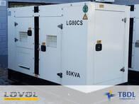 Grupo Electrógeno Lovol Lg80Cs