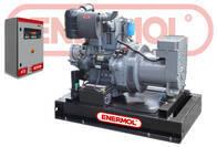 Grupo Electrógeno Enermol 16DE