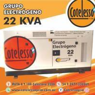 Grupo Electrogeno 22Kva