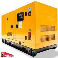 Grupo Electrogeno Cram Diesel De 175 Kva Insonorizado