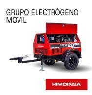 Grupo Electrogeno Himoinsa MG20