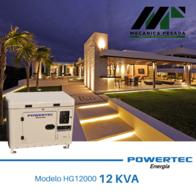 Grupo Generador Powertec 12 Kva Diesel