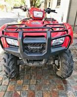 Honda Trx500 4X4 Luciano Gonzalez 2494542002