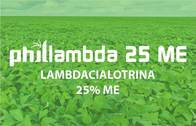 Insecticida Phil Lambda 25ME lambdacialotrina-Philagro