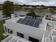 Instalación Energía Solar Conectada A La Red Eléctrica
