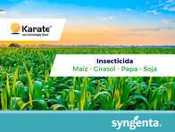 Insecticida Karate Zeon Lambdacialotrina - Syngenta