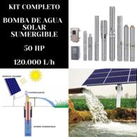 Kit Bomba De Agua Sumergible Grundfos 37 KW