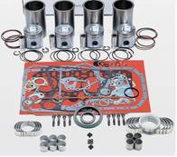 Kit Completo Motor 4 Cilindros