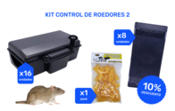 Kit Control de Roedores 2