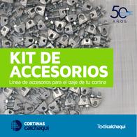 Kit De Accesorios Para Elevación Manual Calchaqui