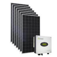 Kit Panel Solar Trifasico On 5Kw - Dolar Oficial