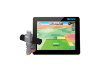 Kit Raven Hawkeye® con monitor de rendimiento Viper® 4 + 30m para Pulverizadora Case IH Patriot 250