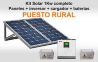 Kit Solar 1Kw Completo