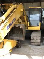 Komatsu Pc 200 Excavadora