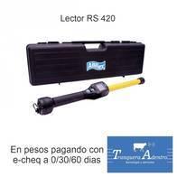 Lector Caravanas Electronicas Rs420 Allflex