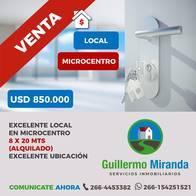 Local En Microcentro