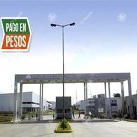 Lote 5000 M2. En Parque Industrial - Pitec 2 - Zona Sur