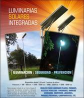 Luminaria Solar Integrada 6W - 660 Lm