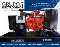 Mantenimiento Y Reparaciones Grupos Electrógenos
