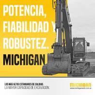 Maquinaria Vial Michigan