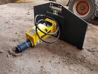 Martillo Hidráulico Hammer Sb150 - Minicargadoras
