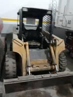 Mini Cargadora John Deere 317