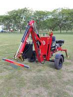 Mini-Excavadora Bvumaq BM-215N