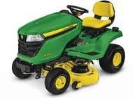 "Mini Tractor John Deere S140 22Hp 48"""