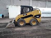 Minicargadora Cat 246C Año 2011