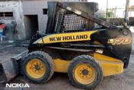Minicargadora New Holland L170