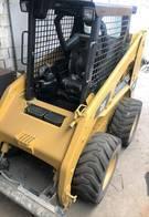 Miniccargadora Cat 236B