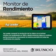 Monitor De Rendimiento Agleader
