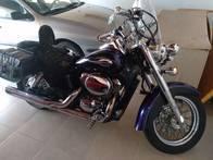 Moto Honda Custom