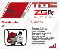 """Motobomba Tmc 2"""""""