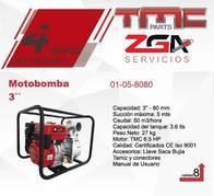 """Motobomba Tmc 3"""""""