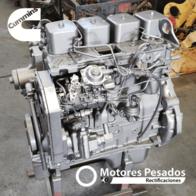 Motor Cummins 4 Bt - Vendemos Repuestos Para Motor