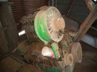 Motor Deutz 70 - A Reparar