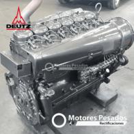 Motor Deutz 913 6 Cil. - Vendemos Repuestos Deutz
