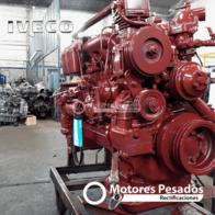 Motor Iveco 150 E-20 - Vendemos Repuestos Para Motores