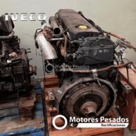 Motor Iveco Cursor 8 - Vendemos Repuestos Para Motor