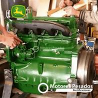 Motor John Deere 4219 - Vendemos Repuestos Para Motores
