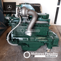Motor Mercedes Benz 1518 - Vendemos Repuestos De Motor