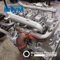 Motor Mwm 229 4 Cil. - Vendemos Repuestos Para Motor